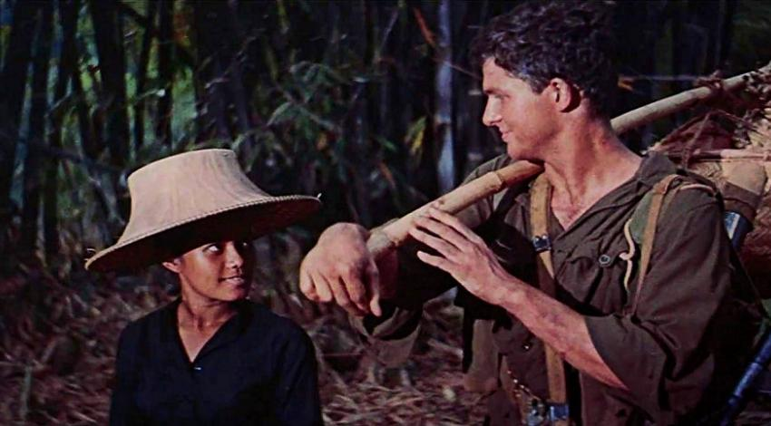 "Geoffrey Horne | ""The Bridge on the River Kwai"" (1957)"