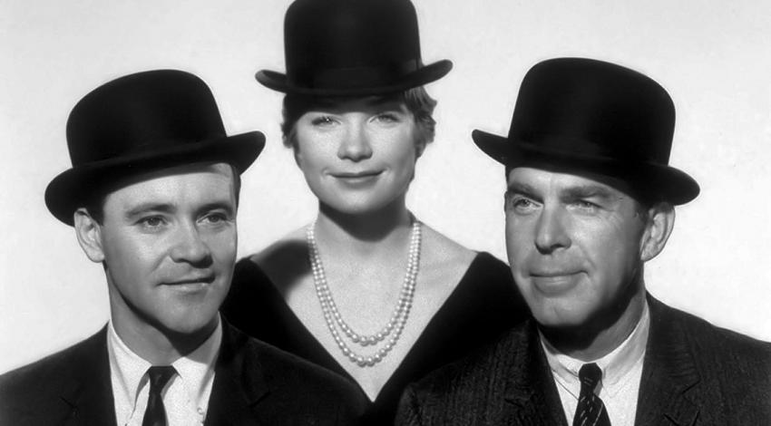 "Jack Lemmon, Shirley MacLaine, Fred MacMurray | ""The Apartment"" (1960) **"