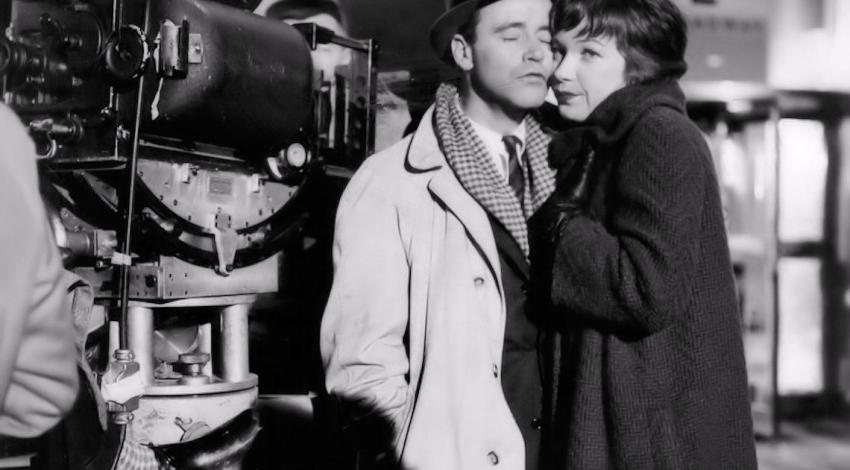 "Jack Lemmon, Shirley MacLaine | ""The Apartment"" (1960)"