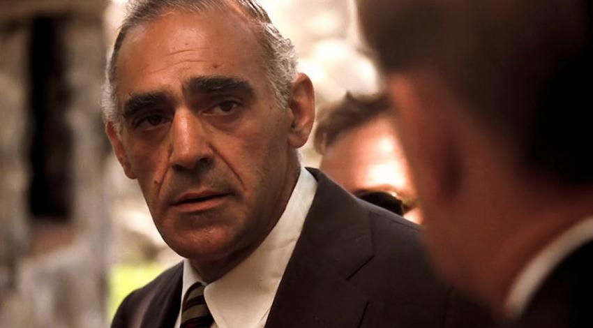 "Abe Vigoda | ""The Godfather"" (1972)"