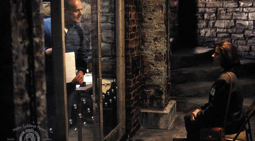 "Anthony Hopkins, Jodie Foster | ""The Silence of the Lambs"" (1991) *"