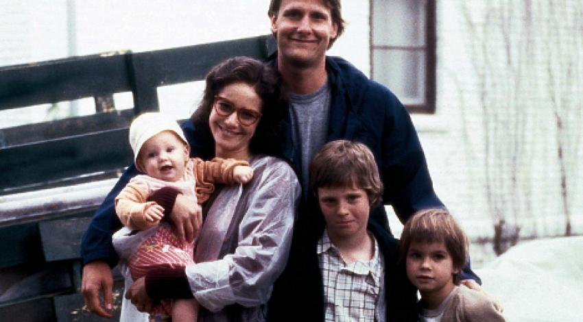 "Debra Winger, Jeff Daniels, Troy Bishop, Huckleberry Fox | ""Terms of Endearment"" (1983) *"