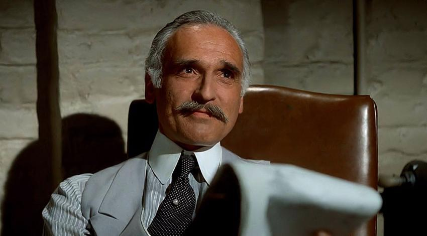 "Harold Gould | ""The Sting"" (1973)"