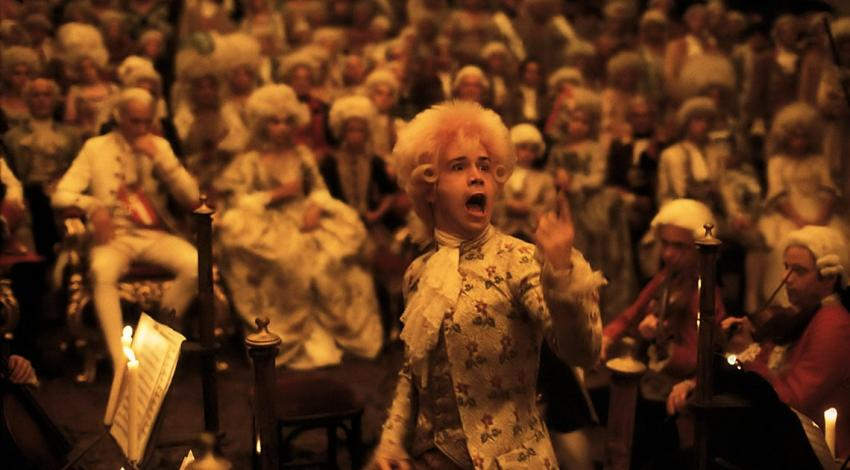 "Jeffrey Jones, Tom Hulce | ""Amadeus"" (1984)"