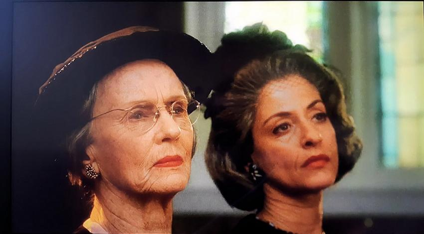 "Jessica Tandy, Patti LuPone | ""Driving Miss Daisy"" (1989)"