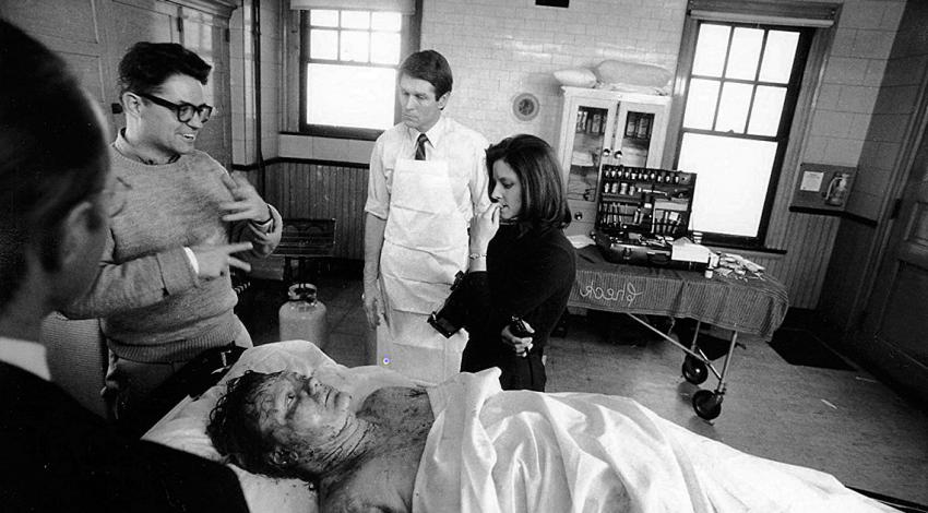 "Jonathan Demme, Tracey Walter, Jodie Foster | ""The Silence of the Lambs"" (1991)"