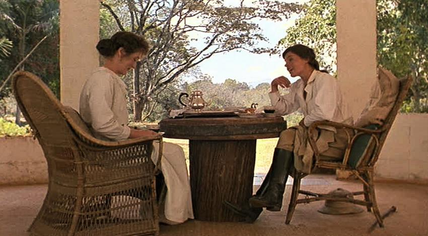 "Meryl Streep, Suzanna Hamilton | ""Out of Africa"" (1985)"