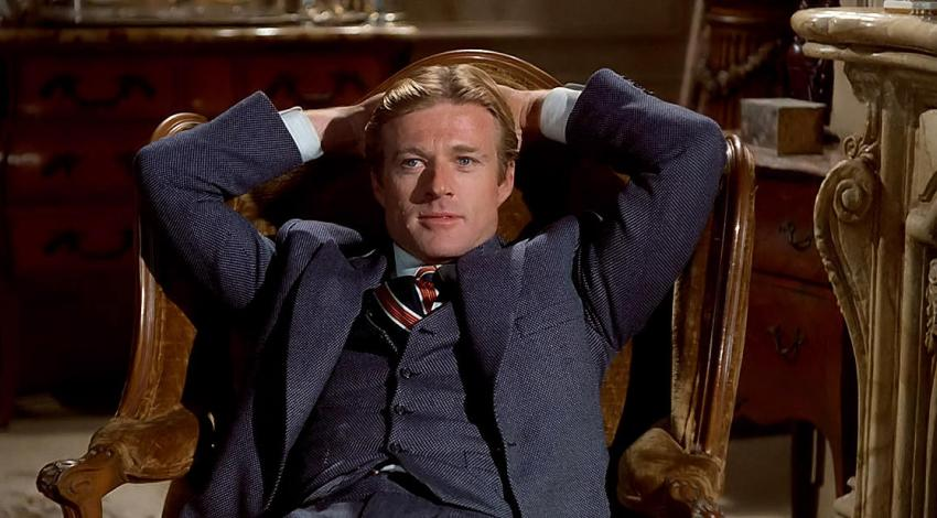 "Robert Redford | ""The Sting"" (1973)"