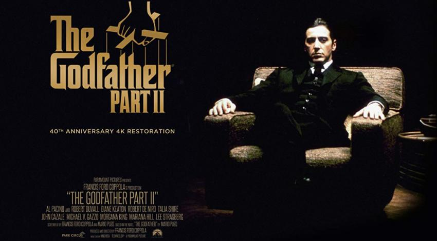 """The Godfather Part II"" (1974)"