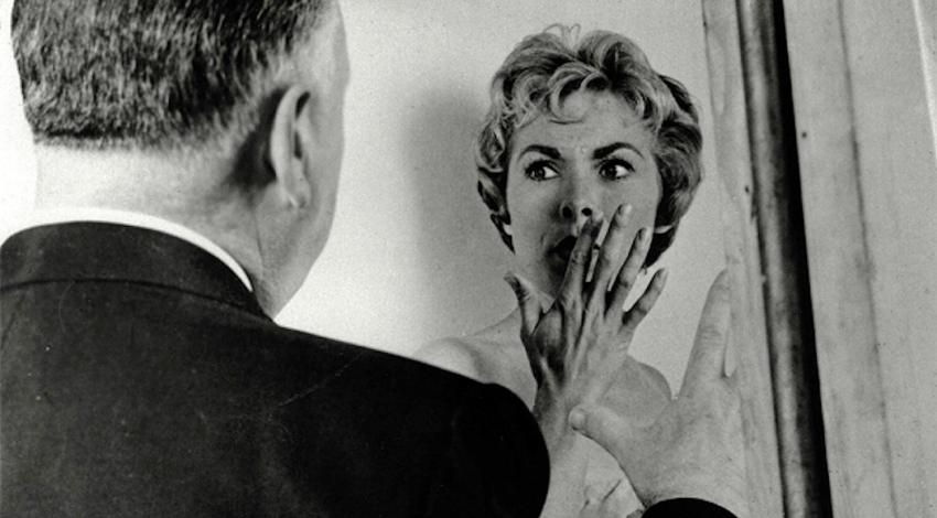 Alfred Hitchcock, Janet Leigh | Psycho (1960)