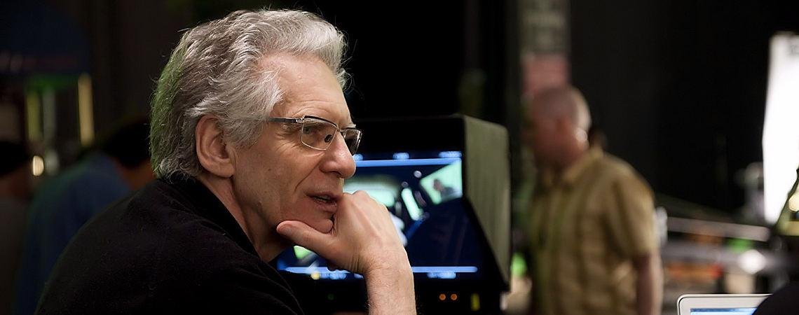 David Cronenberg | Director/Actor/Writer