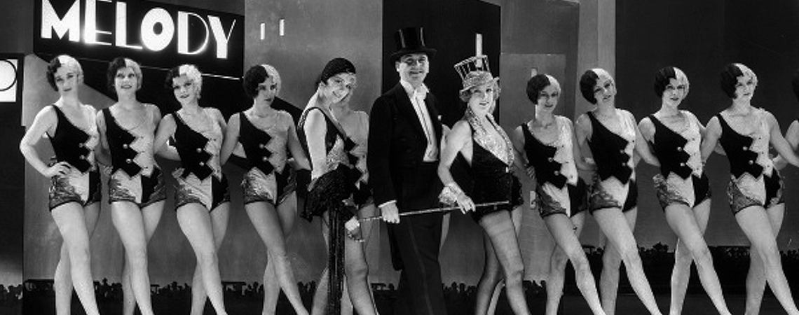 "2nd Oscars ""Broadway Melody"" wins for MGM (1930)"