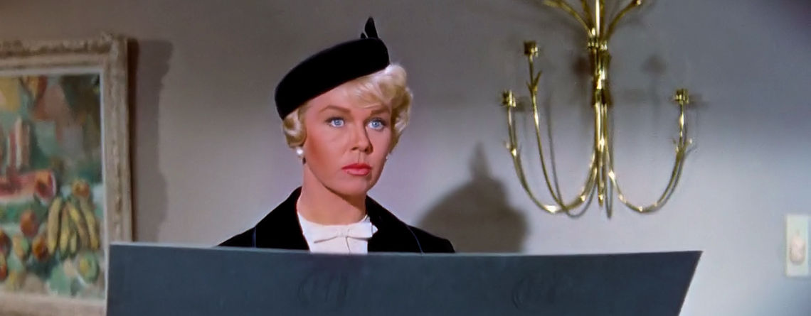 "Doris Day | ""Pillow Talk"" (1959)"