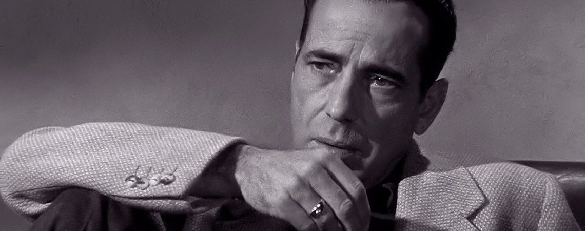 "Humphrey Bogart | ""In a Lonely Place"" (1950)"
