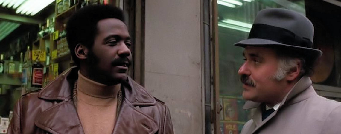 "Richard Roundtree w/Charles Cioffi | ""Shaft"" (1971)"