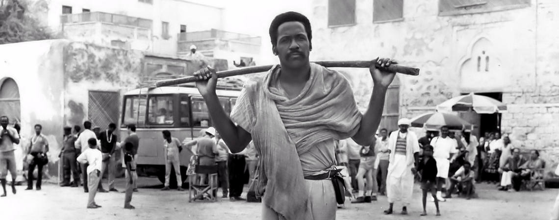 "Richard Roundtree | ""Shaft in Africa"" (1973)"