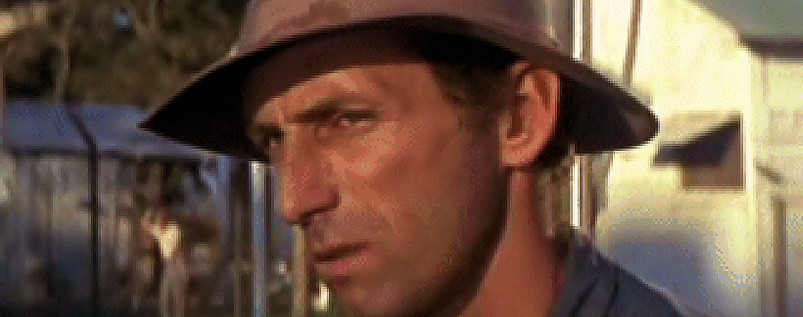 "Robert Donner as Boss Shorty | ""Cool Hand Luke"" (1967)"