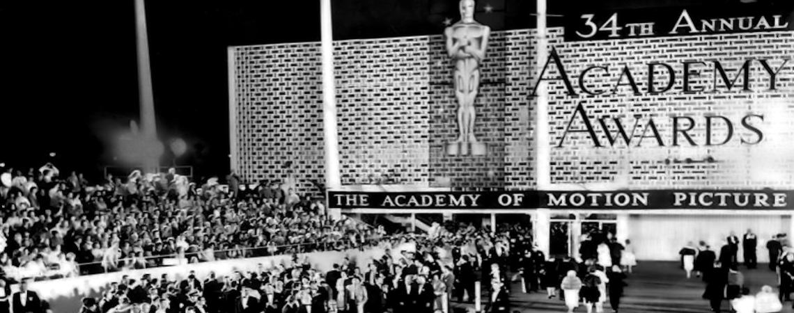 34th Academy Awards (1962)