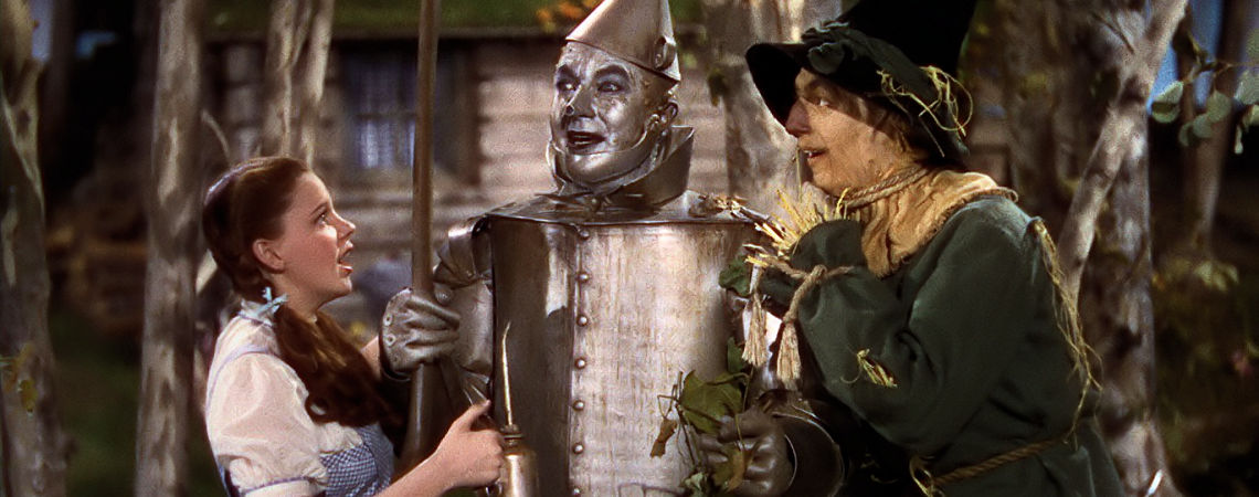 "Judy Garland, Ray Bolger, Jack Haley | ""The Wizard of Oz"" (1939)"