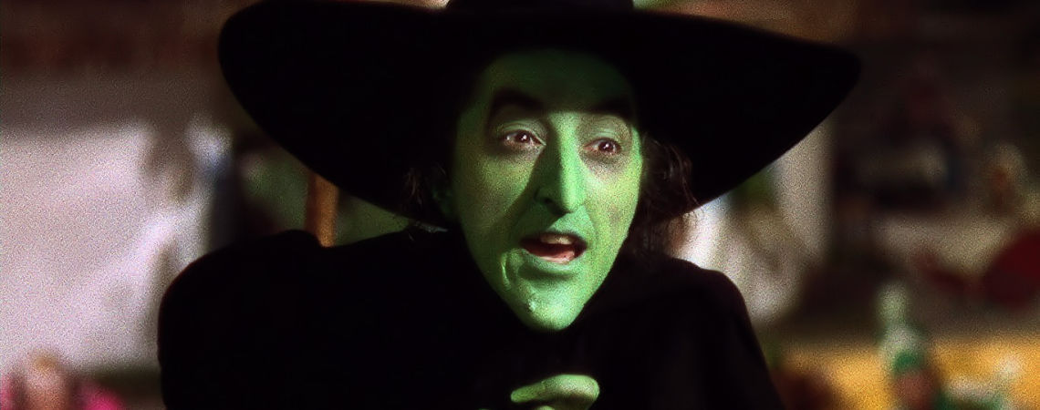 "Margaret Hamilton | ""The Wizard Oz"" (1939)"