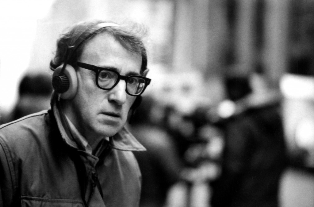 Director, Woody Allen - American screenwriter, director, actor, comedian, author, playwright, and musician