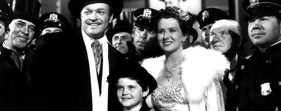 "Orson Welles, Sonny Bupp, Ruth Warrick  | ""Citizen Kane"" (1941)"