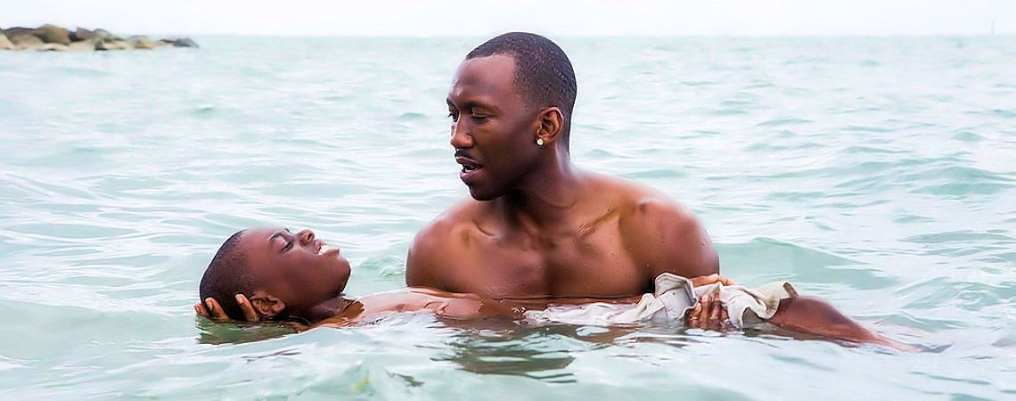 "Mahershala Ali, Alex R. Hibbert | ""Moonlight"" (2016)"