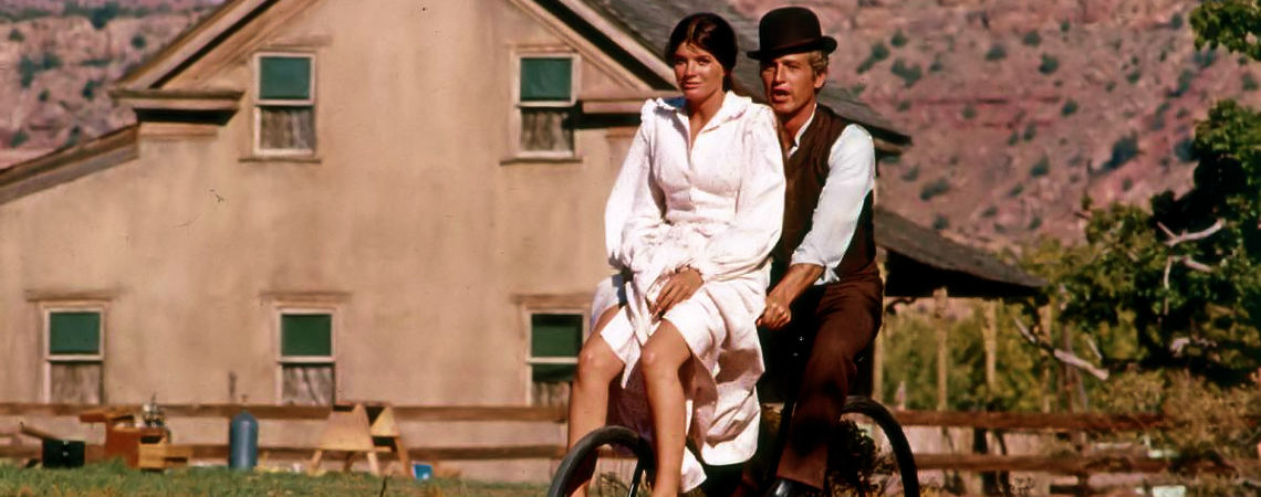 "Katherine Ross & Paul Newman | ""Butch Cassidy And The Sundance Kid"" (1969)"