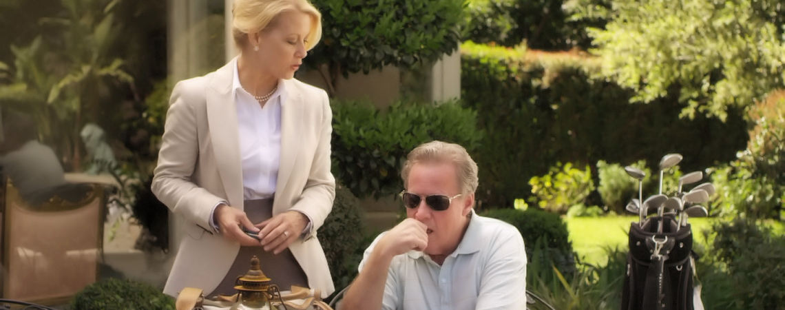 "Barbara Niven w/John Heard | ""A Perfect Ending"" (2011)"