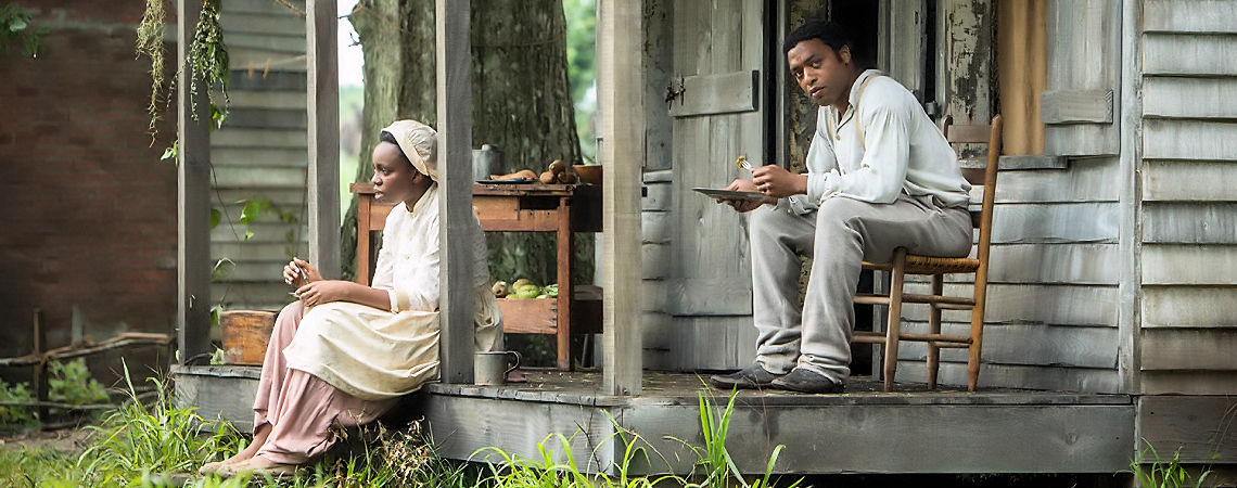 "Chiwetel Ejiofor, Adepero Oduye | ""12 Years a Slave"" (2013)"