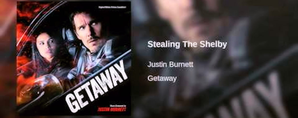 "Justin Caine Burnett | ""The Getaway"" (2013)"
