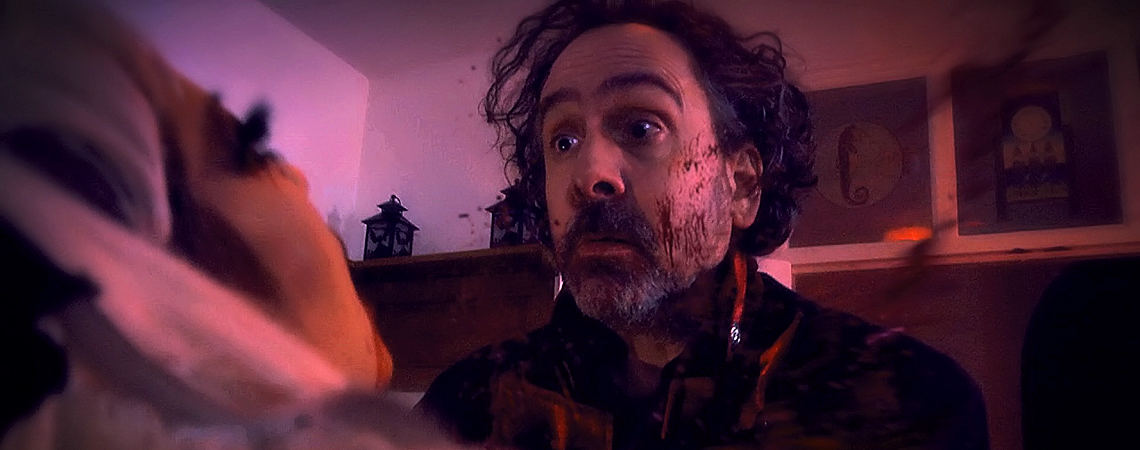 "Tim Burton as Van Helsing | ""Blood Inside"""