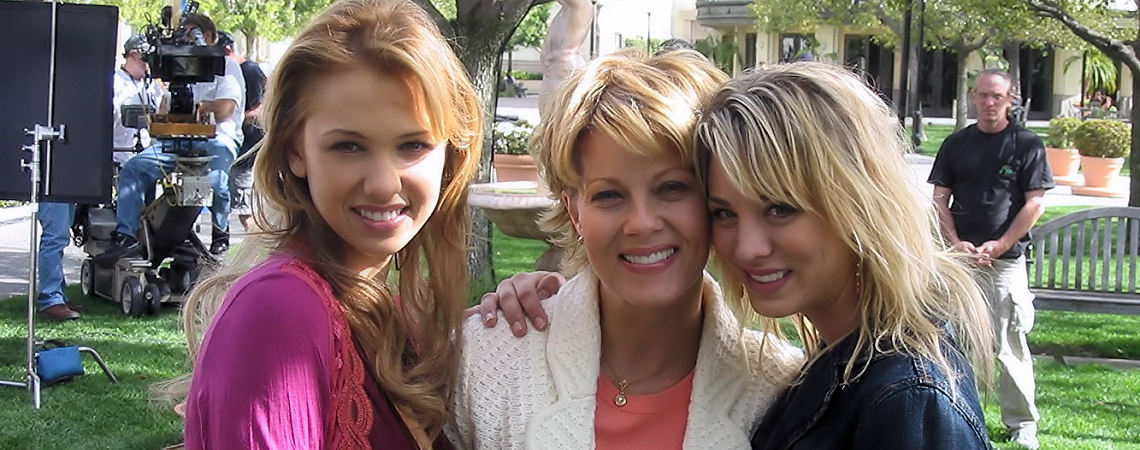 "Barbara Niven, mother of Kaley Cuoco & Marnette Patterson | ""Charmed"" (2006)"