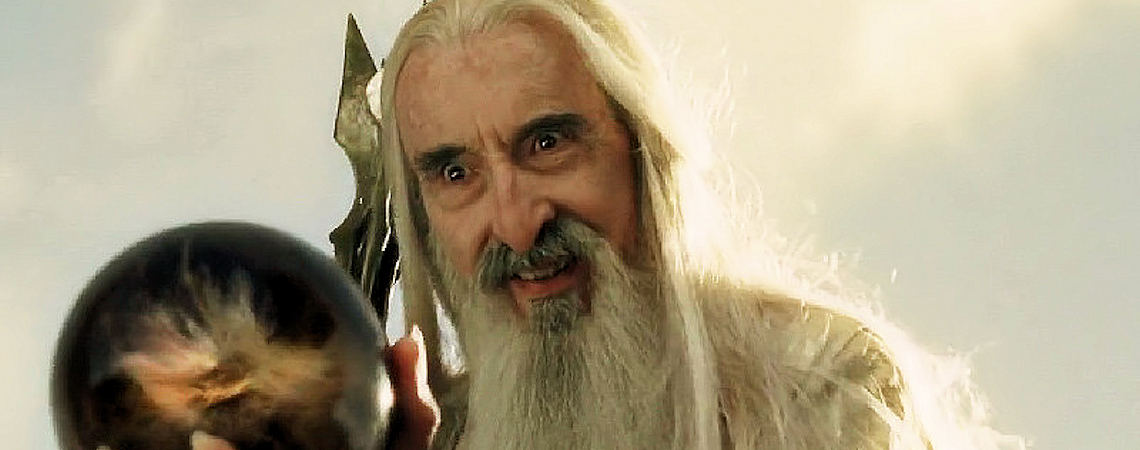 "Christopher Lee | ""The Lord of the Rings: The Return of the King"" (2003)"