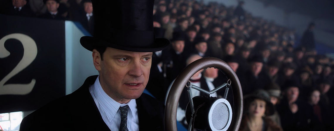 "Colin Firth | ""The King's Speech"" (2010) *"
