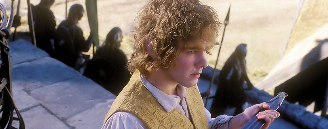 "Dominic Monaghan | ""The Lord of the Rings: The Return of the King"" (2003)"