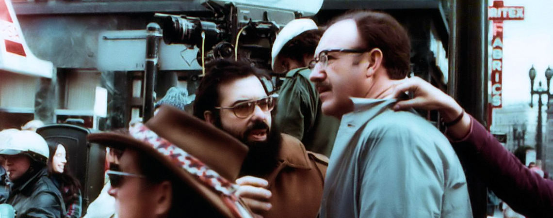 "Francis Ford Coppola, Gene Hackman | ""The Conversation"" (1974)"