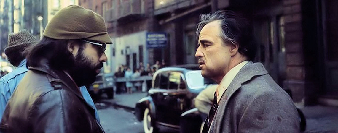 "Francis Ford Coppola, Marlon Brando | ""The Godfather"" (1972)"