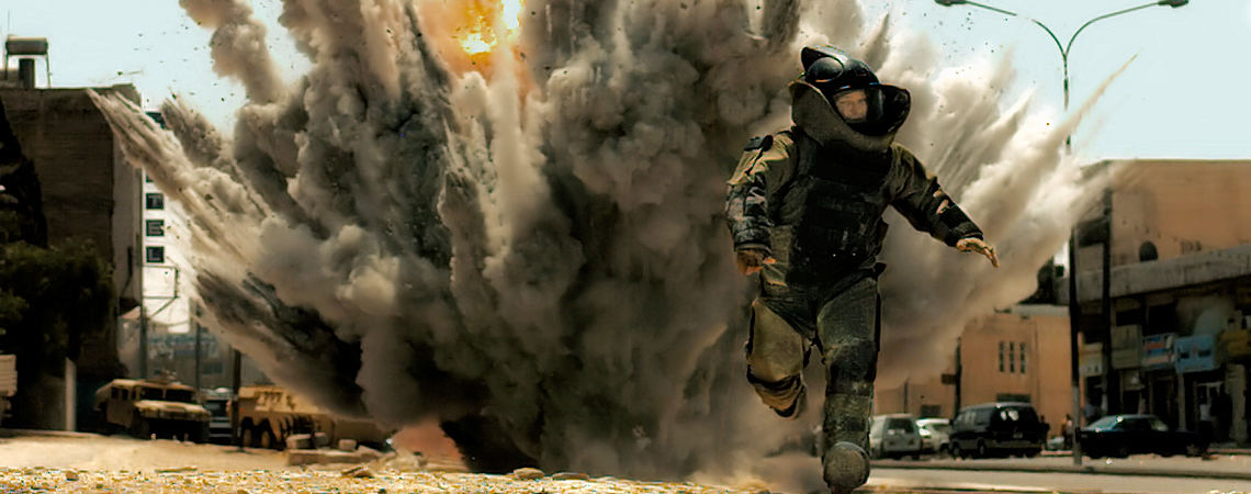 "Guy Pearce | ""The Hurt Locker"" (2009) *"