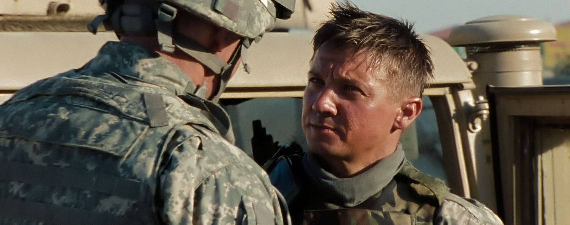 "Jeremy Renner | ""The Hurt Locker"" (2009)"