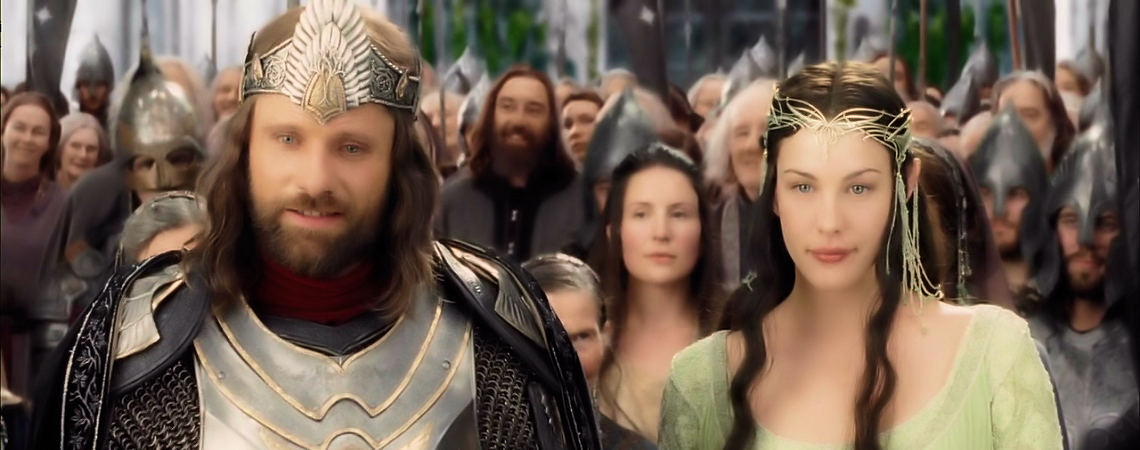 "Viggo Mortensen, Liv Tyler | ""The Lord of the Rings: The Return of the King"" (2003)"