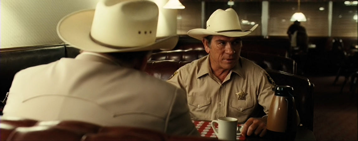 "Tommy Lee Jones, Roger Boyce | ""No Country for Old Men"" 