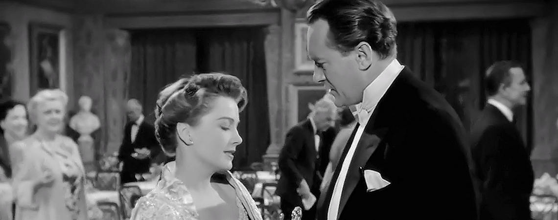 "Anne Baxter, George Sanders | ""All About Eve"" (1950)"