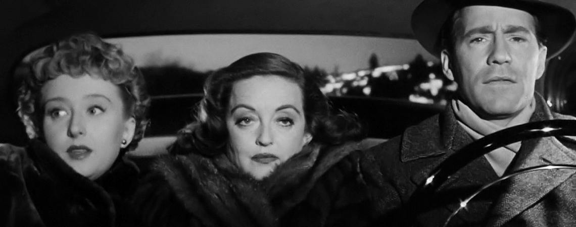 "Bette Davis, Celeset Holm, Hugh Marlowe | ""All About Eve"" (1950) *"