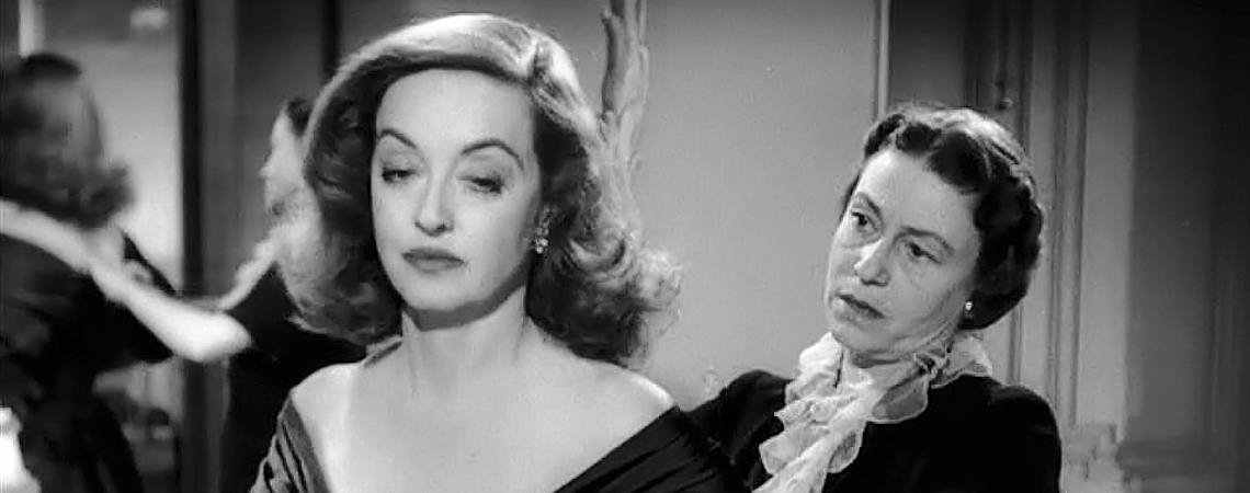 "Bette Davis, Thelma Ritter | ""All About Eve"" (1950) *"