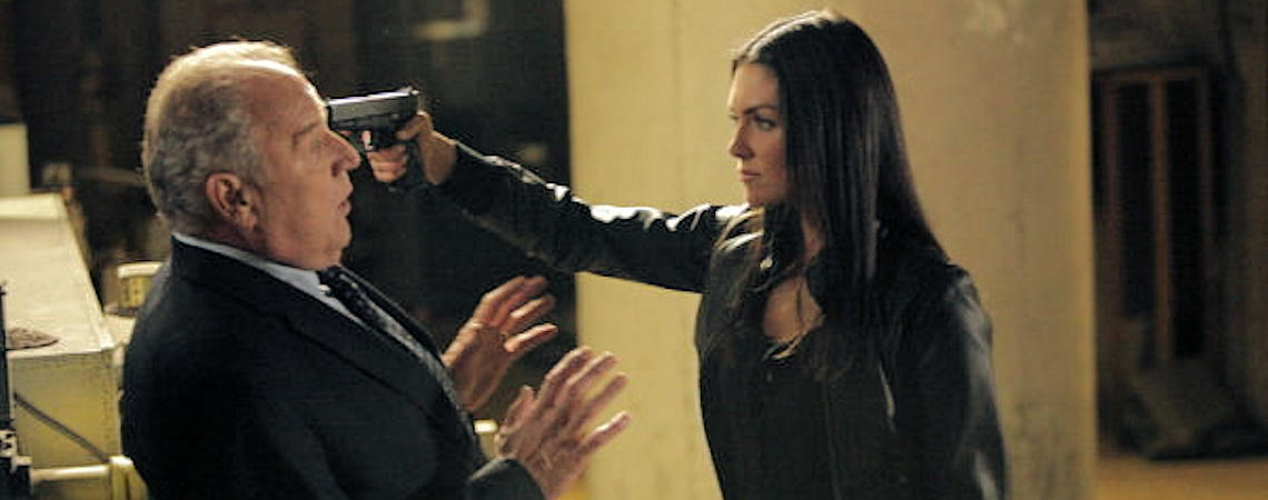 "Bill Smitrovich, Taylor Cole | ""The Event""  (2010) [a]"