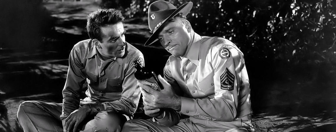 "Burt Lancaster, Montgomery Clift | ""From Here to Eternity"" (1953)"
