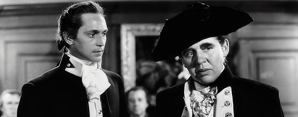 "Charles Laughton, Franchot Tone | ""Mutiny on the Bounty"" (1935) *"