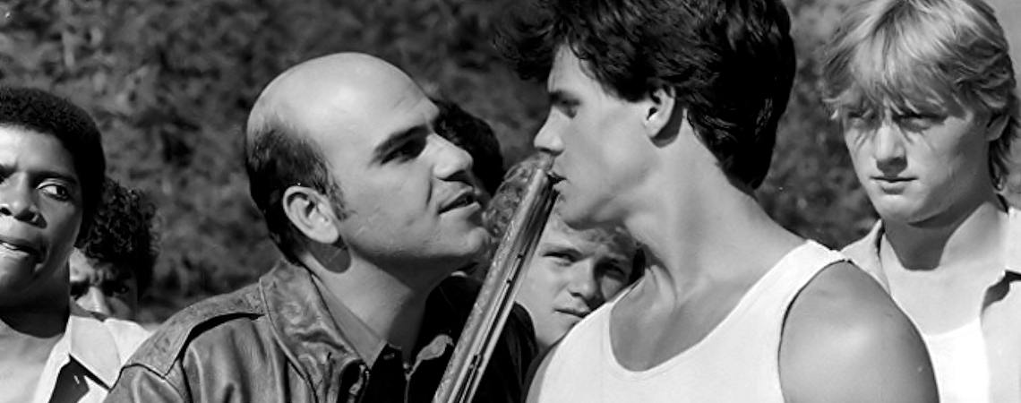 "Jon Polito, Craig Sheffer | ""Fire with Fire"" (1986) [a]"