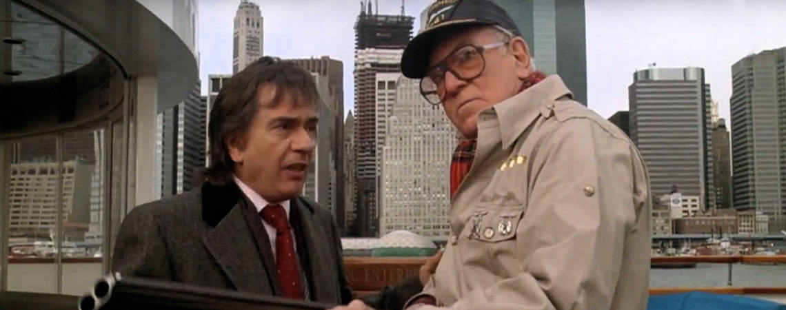 "Dudley Moore, Stephen Elliott | ""Arthur 2: On the Rocks"" (1988)"
